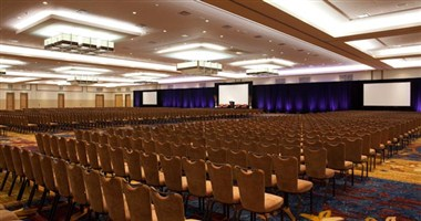 JW Grand Ballroom - Theater Setup