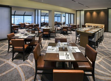 Aviation Grill- Private Dining Area