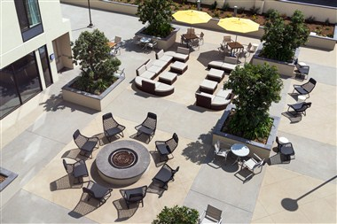 Outdoor Meeting and Event Space