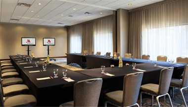 Andy Kirk Meeting Room - U-Shape Setup