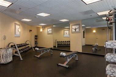 Fitness Room - Weights