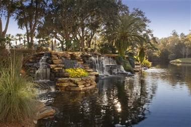 Sawgrass Marriott Waterfall