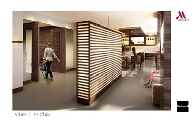 MClub/Concierge Lounge