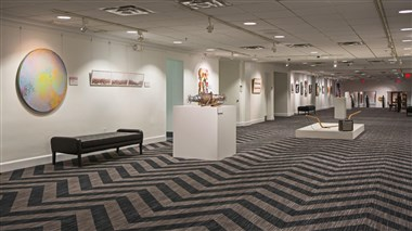 UMUC Art Gallery Collections & Exhibitions