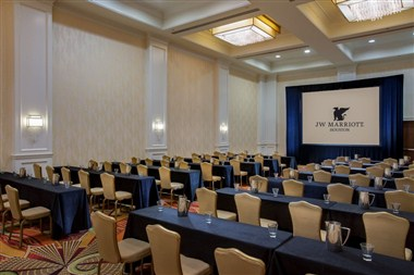 Grand Ballroom Schoolroom Setup