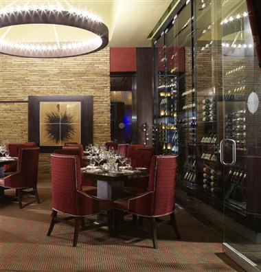 ENVY The Steakhouse - Wine Room