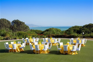 Del Mar Lawn Ocean-View Venue