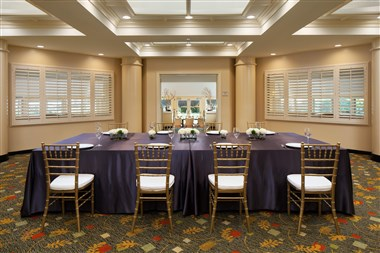 San Clemente Meeting Room with natural light