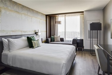 Redesigned King Guest Room