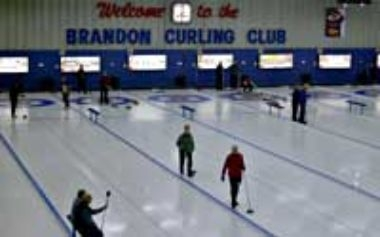 Keystone Centre Curling