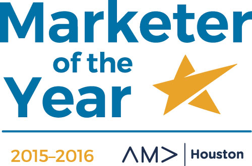 2015-2016 Marketer of the Year