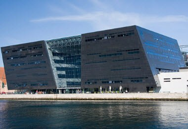 The Black Diamond, Home of the Royal Library