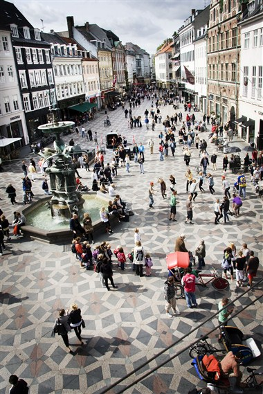 Copenhagen's top shopping districts