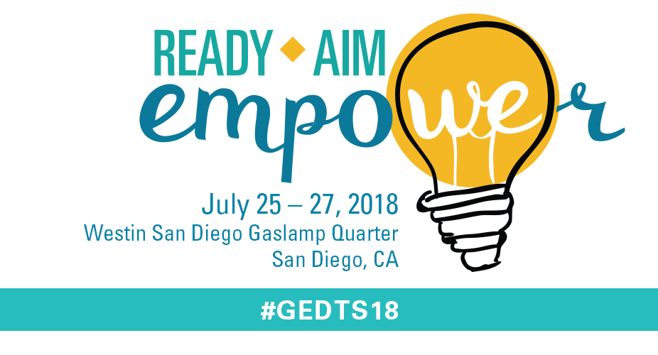 2018 GED Testing Service Annual Conference