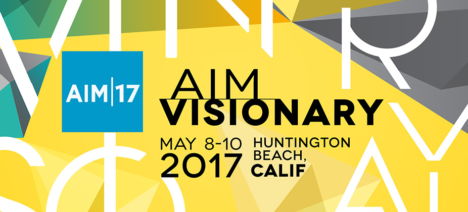AIM 2017 Sponsorship Opportunities