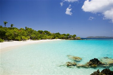 Turtle Bay Beach, St. John
