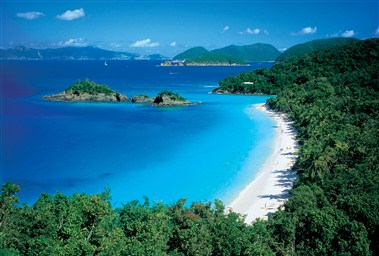 Trunk Bay, St. John US Virgin Islands