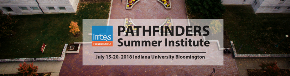 2018 Infosys Foundation USA Pathfinders Summer Institute