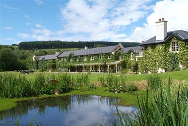 BrookLodge & Macreddin Village Exterior