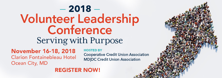 2018 Volunteer Leadership Conference