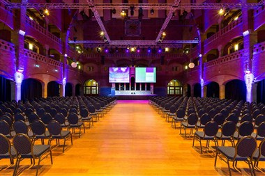 Conference at the Grote Zaal