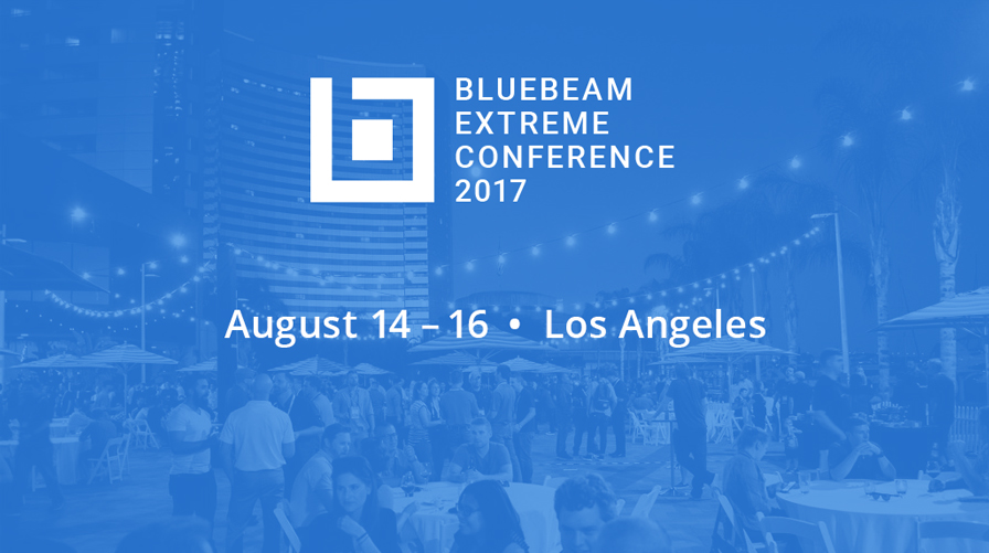 Bluebeam eXtreme Conference 2017