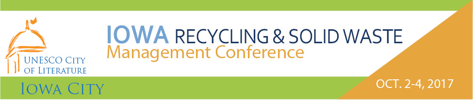 2017 Iowa Recycling and Solid Waste Management Conference