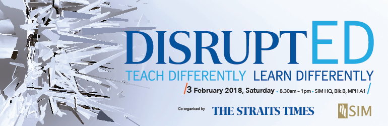 DisruptED 2018