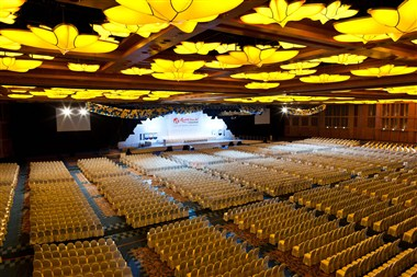 Resorts World Ballroom