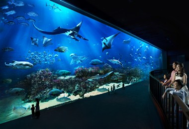 S.E.A.Aquarium, Resorts World Sentosa