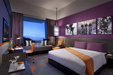 Hard Rock Hotel Singapore - Deluxe Room