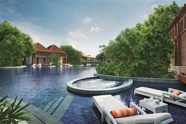 Beach Villas - Pool