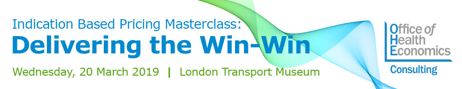 Indication Based Pricing Masterclass: Delivering the Win-Win