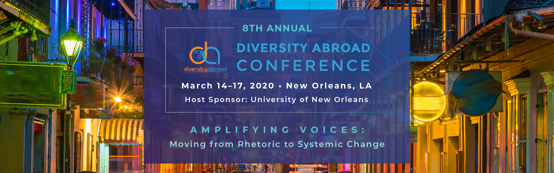 8th Annual Diversity Abroad Conference