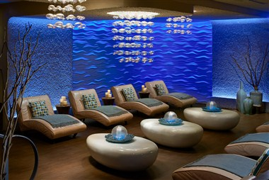 Aveda Seven Seas Spa Lounge