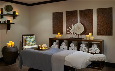 Aveda Seven Seas Spa Treatment Room