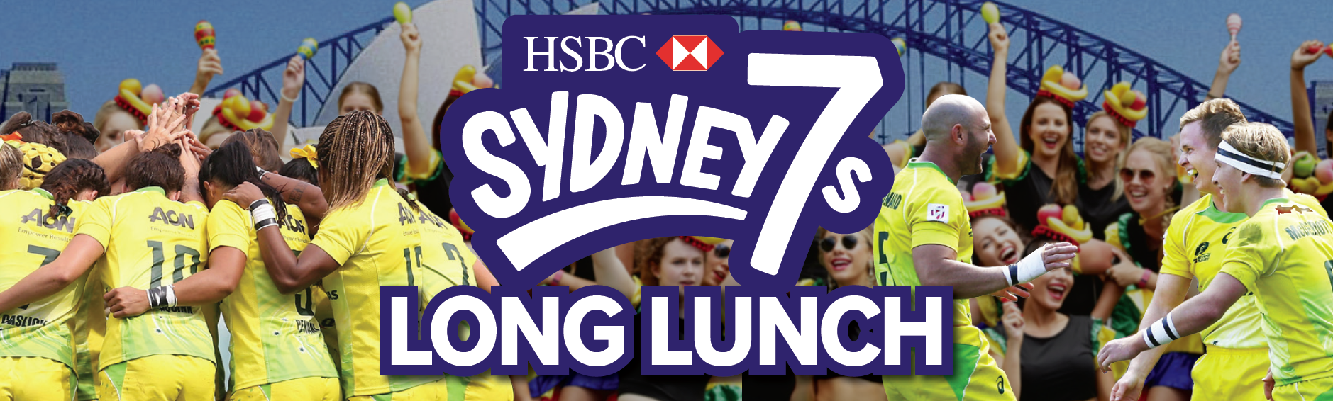 The HSBC Sydney 7s Long Lunch