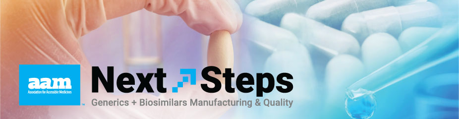 Next Steps: Manufacturing and Quality Workshop