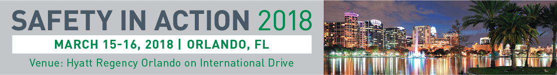 2018 Safety in Action Conference