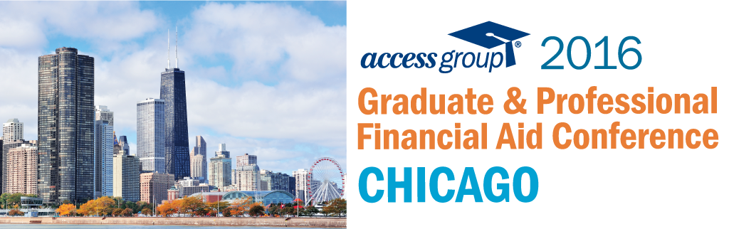 2016 Access Group Graduate & Professional Financial Aid Conference