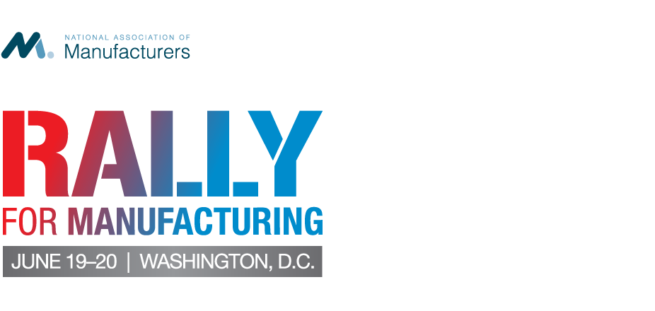 Rally for Manufacturing