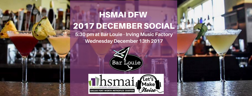 HSMAI-DFW December Social Event
