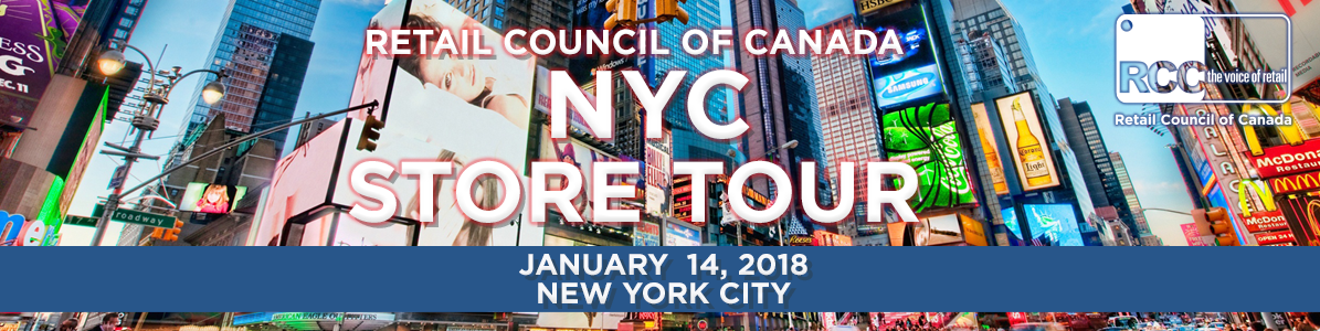2018 NYC Store Tour