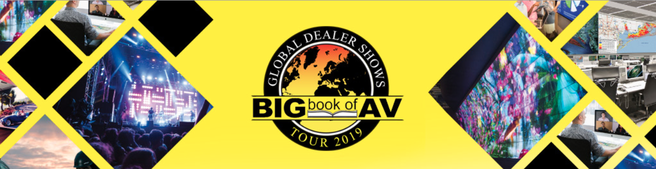 The Big Book of AV Tour NY/NJ - Exhibitor Registration