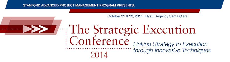 2014 Strategic Execution Conference