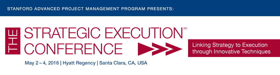 2016 Strategic Execution Conference