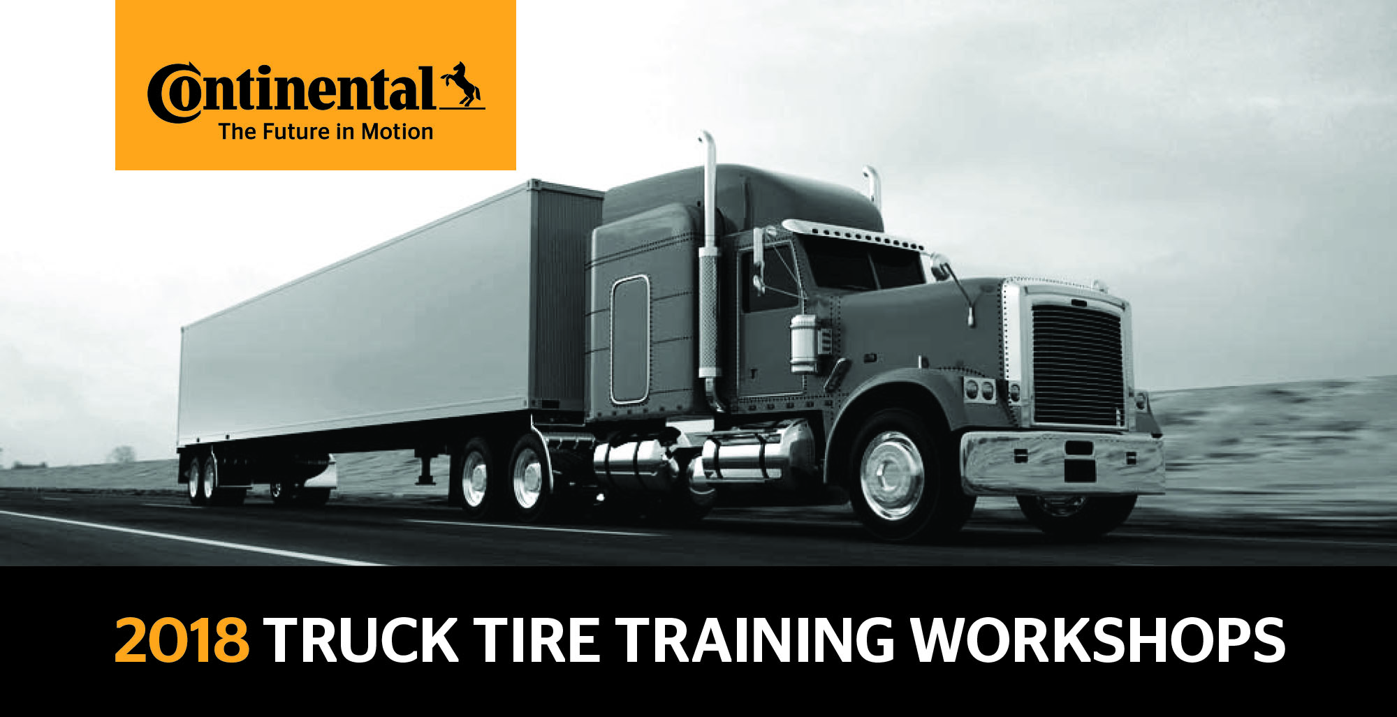 2018 Truck Tire Training Workshops