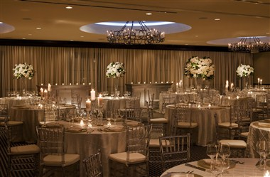 Uptown Ballroom Wedding Reception