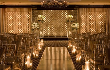 Uptown Ballroom Wedding Ceremony