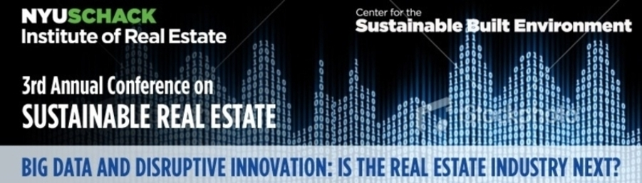 3rd Annual Conference on Sustainable Real Estate